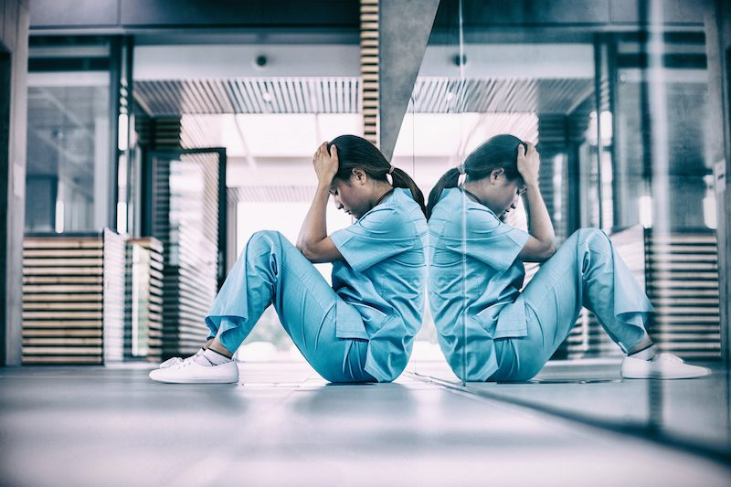 4 Ways Nurses Can Avoid Burnout By Practicing Self-Care