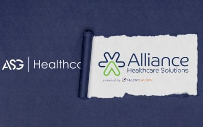 Due to Rapid Growth, Alliance Healthcare Solutions Launches as a New Company Within the TalentLaunch Network