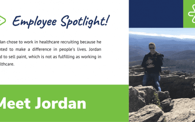 AHS Employee Spotlight: Jordan Marra