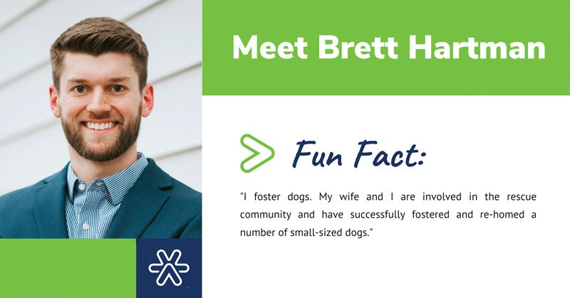 Employee spotlight, Brett is a Recruitment Consultant in our Acute Division.