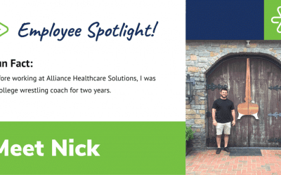 AHS Employee Spotlight: Nick Corba