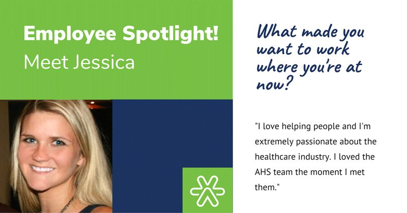 Employee Spotlight, Jessica Regester is our Travel Recruitment Consultant and without her help, the travel team wouldn't be where it is